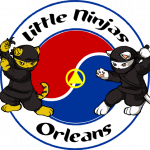 Orleans Taekwondo's Little Ninja Program is a great activity for three and four year olds.